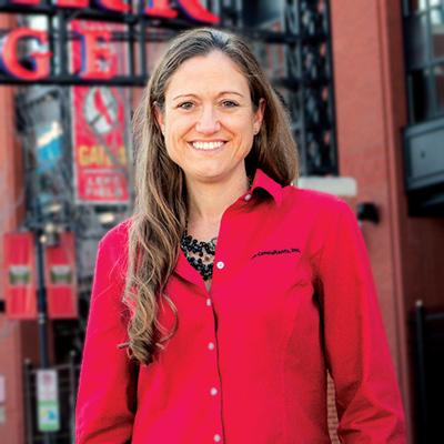 FPE Alumni Amy Murdock