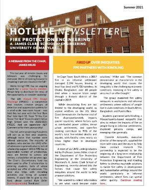 cover newsletter 2021