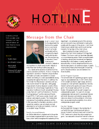 2008 FPE Fall Hotline Newsletter