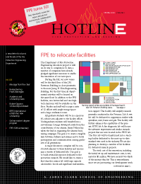 2006 FPE Hotline Newsletter
