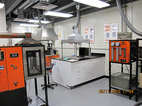 Koffel Associates Fire Standards Laboratory